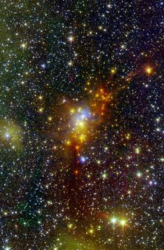The 'Serpent' Star-forming Cloud