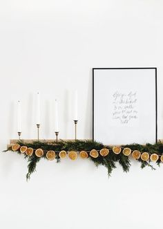 Dried orange garland DIY You are in the right place about christmas games Here we offer you the most beautiful pictures about the christmas time you are looking for. When you examine the Dried orange garland DIY… Continue Reading → Natural Christmas, Noel Christmas, Winter Christmas, Christmas Crafts, Simple Christmas Decorations, Diy Christmas Garland, Scandinavian Christmas Decorations, Christmas Centerpieces, Homemade Christmas