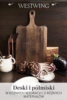 Poznaj naszą ofertę designerskich desek i półmisków wykonanych w różnych wzorach i z różnych materiałów! Drewno, marmur, ceramika - wybierz coś dla siebie, zrób zakupy online! / #Westwing #WestwingNow #MyWestwingStyle Desk do krojenia Akcesoria kuchenne Kuchnia Naczynia Miski Ceramika Dekoracje Gotowanie Przybory Shops, Le Chef, Cutting Board, Interior Design, Kitchen Gadgets, Decorating Kitchen, Spoons, Dishes, Coasters