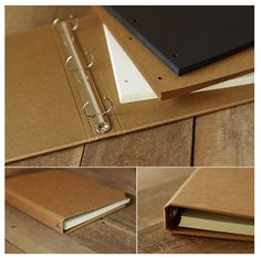 Big Size Kraft Paper Notebook / Photo ALBUM / Hand-painted Graffiti Day Book…