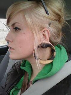 gauged ears 00