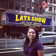 Late Show, NYC