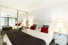 Florella Croisette - Location de vacances - Appartement 2 pièces - Chambre
