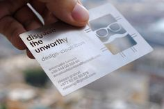 10 Interactive business cards