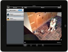 App turns iPhone and iPad into security camera, motion detector