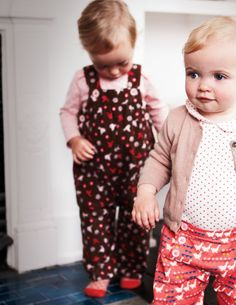 Fun Dungarees #boden and #magicalmenagerie