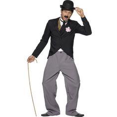Disfraz de Cómico de los años 20 para hombre