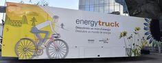 El camión Energytruck y sus múltiples técnicas para la concienciación energética - https://www.renovablesverdes.com/42623-2/