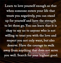 Quotes About Standing Up For Yourself. QuotesGram