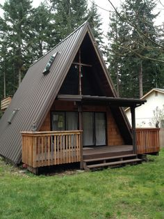 a frame roof metal - Google Search