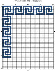 Cross Stitch Art, Cross Stitch Borders, Cross Stitch Flowers, Cross Stitching, Cross Stitch Patterns, Crochet Patterns Filet, Loom Patterns, Pinterest Cross Stitch, Square Patterns