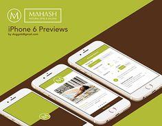 "Check out new work on my @Behance portfolio: ""Mahash - Massage App""…"