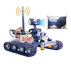 RC Robot is the new way of education. STEM, Science, Technology, Engineering and Mathematics. This education focus on robotic coding for your child. We are listed most popular RC Robots on Banggood – AliExpress – GearBest. Rc Robot, Smart Robot, Robot Arm, Arduino R3, Arduino Programming, Freedom Video, Educational Robots, Intelligent Robot, Phone Codes