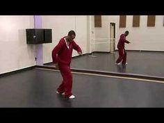 Hip Hop Dance Moves For Kids : Hip Hop Dance Moves for Kids: Robot Walk