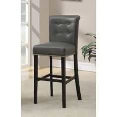 London Barstools (Set of 2) - Overstock™ Shopping - Great Deals on Bar Stools