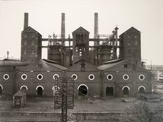BERND & HILLA BECHER | ART IS A MEANS OF TRAVELLING