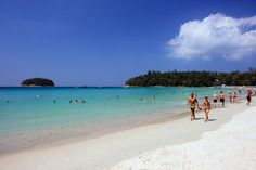 Kata beach Phuket south of Patong #phuket #beaches #phuketbeaches