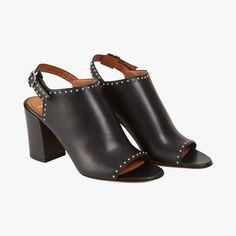Sandales cloutées - Givenchy - Find this product on Bon Marché website - Le Bon Marché Rive Gauche
