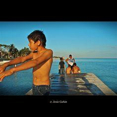 Niños en Isla Aguada