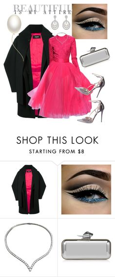 """Untitled #822"" by belinda54-1 ❤ liked on Polyvore featuring Dsquared2, Van Cleef & Arpels and Jimmy Choo"