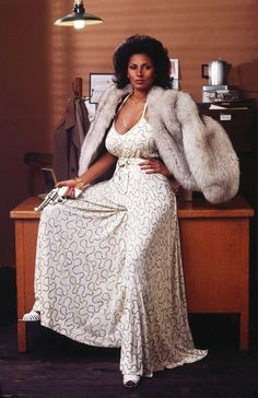 Pam Grier in Sheba, Baby, 1975 Vintage Black Glamour, Vintage Beauty, Beautiful Black Women, Beautiful People, Beautiful Things, Meagan Good, Black Actresses, Mode Style, Black Girl Magic