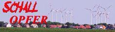www.opfer.windwahn.de - Wummern, Stampfen, Tosen, Dröhnen, Donnern