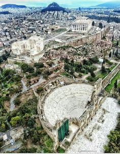 Athens, the Acropolis Athens Acropolis, Athens Greece, Ancient Ruins, Ancient Greece, Greek Sites, Places To Travel, Places To See, Greece Travel, Greece Trip