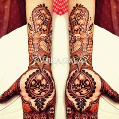 View vibha1983's instagram image #Peacock #Heenadesign #Bollywoodmehendi #Indianwedding #weddingsutra #destinationwedding #wedmegood #Flowers #Mehendi2017 # 1543601826473417065_2919070640 • Stalkture Wedding Mehndi Designs, Latest Mehndi Designs, Mehndi Desighn, Mehendhi Designs, Heena Design, Wedding Sutra, Henna Patterns, Bridal Fashion, Mehendi