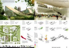 M2DS architects | BLOG: Concurso Museo Nacional de Bellas Artes - Québec