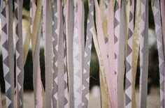 A wedding's color palette is as unique as the couple that is getting married. Choose colors and designs that reflect your style; this couple went with a chevron design using pink, gold, and silver to bring their style to life! #tropicaloccasions #tropicaloccasionswedding #beachwedding #destinationwedding #weddingdecorideas #weddingdesign #chevronwedding #pinksilvergoldwedding #funweddingideas
