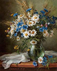 Полевые цветы - Михаил Сатаров