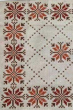 Cross Stitch Borders, Cross Stitch Patterns, Hand Embroidery Design Patterns, Crochet Bedspread, English Paper Piecing, Bargello, Bohemian Rug, Quilts, Rugs