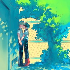 Bakudeku un amor que nadie sabe❤