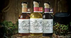 Hudnotts brand identity and packaging. Designed by Taxi Studio