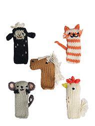 Blabla  - Barn Puppet Set