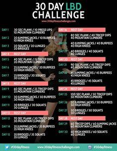 30 Day Little Black Dress Challenge 30 Day FitnessChallenges http://bit.ly/1pIpDGH http://bit.ly/21sPOgc