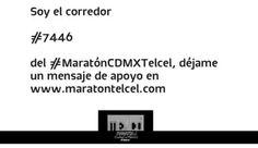 Mi número es # 7446 envíame un mensaje de apoyo para el #MaratonCDMXTelcel (es gratis!), y además ganas la oportunidad de obtener un #GalaxyS6  con #Telcel4G? Entra aqui: http://www.maratontelcel.com
