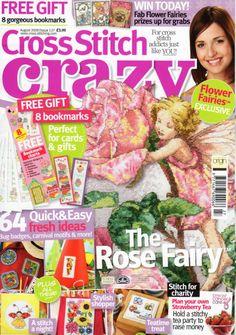 Gallery.ru / Фото #1 - Cross Stitch Crazy 127 август 2009 - tymannost
