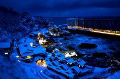 Yoshigaura-onsen Ranpunoyado Noto  japan  よしが温泉、ランプの宿 能登 http://www.lampnoyado.co.jp/blog/diary.cgi?no=137 #japan #hotel