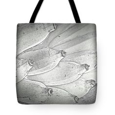 Nhiho Tote Bag featuring the photograph The Banana Sketch. by Nhi Ho Thi Xuan