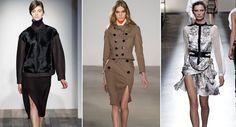 5 tendências de moda para o inverno em 2013