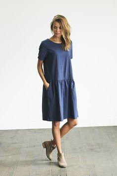 Penelope Dress // CLAD