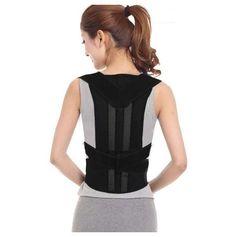 Deluxe Full Back Posture Corrector Brace