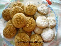 La cocina de Ascen: Mantecados de navidad Mantecaditos, Holiday Cookies, Cereal, Muffin, Breakfast, Desserts, Food, Internet, Holidays