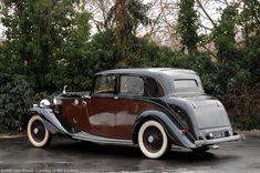 Hooper Rolls-Royce 25-30 HP Sport Saloon GGR62 1938 03