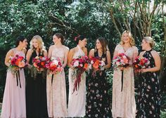 If you love flowers, and we're guessing you do, get ready to fall for today's stunning Australian wedding, captured by Lara Hotz. Jenny + Ben weren't afraid of the work involved with booking a blank venue space + making it their own. Choosing the right florist was key to their vision, though, since they wanted the […]
