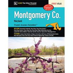 Universal Map Montgomery County, Maryland Atlas