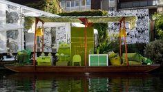 Barques Ikea - Regent Canal Londres