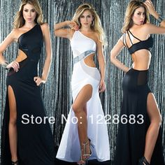 Online Shop Free Shipping New 2014 Unequal Desigual Sexy Black White Dance Women XL XXL Plus Size Latin Dresses / Plus Size Ballroom Dress|Aliexpress Mobile