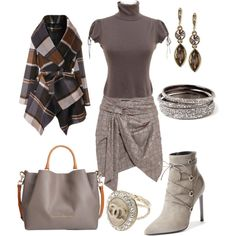 From Work to Happy Hour by mdfletch on Polyvore featuring мода, Chanel, Chicwish, Isabel Marant, Yves Saint Laurent, Dooney & Bourke, Amrita Singh, Givenchy and fromworktohappyhour